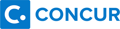 Concur logo vector fixed