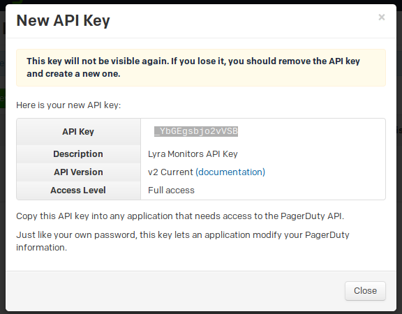 pagerduty-api-key-result