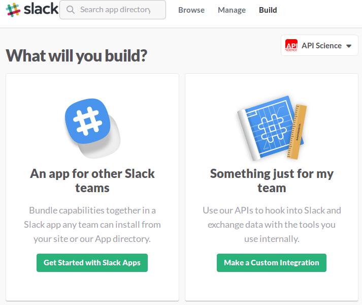 slack-build