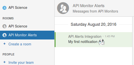 hipchat-integration-test-message