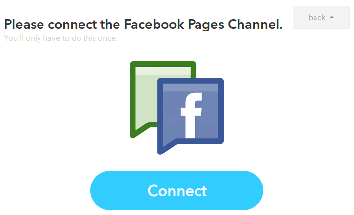 how to connect your facebook page to your website