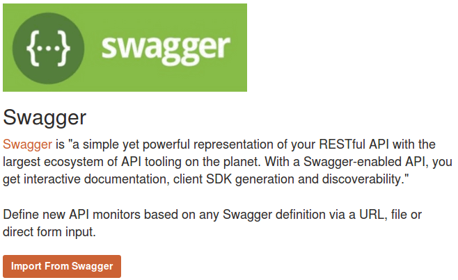 Swaggered definition